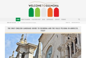 Welcome to Sulmona